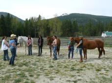 HEAL Workshop in Montana